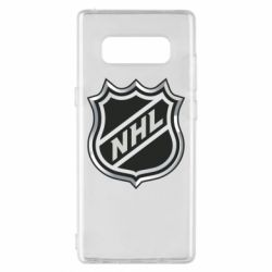 Чехол для Samsung Note 8 National Hockey League - FatLine