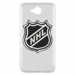 Чехол для Huawei Y6 Pro National Hockey League - FatLine