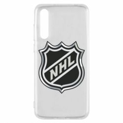 Чехол для Huawei P20 Pro National Hockey League - FatLine