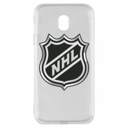 Чехол для Samsung J3 2017 National Hockey League - FatLine
