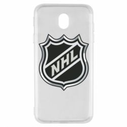 Чехол для Samsung J7 2017 National Hockey League - FatLine