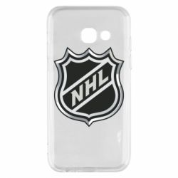 Чехол для Samsung A3 2017 National Hockey League - FatLine