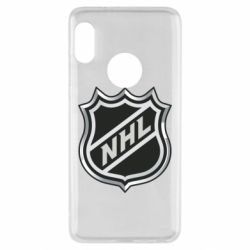 Чехол для Xiaomi Redmi Note 5 National Hockey League - FatLine
