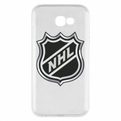 Чехол для Samsung A7 2017 National Hockey League - FatLine