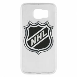 Чехол для Samsung S6 National Hockey League - FatLine