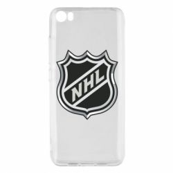 Чехол для Xiaomi Xiaomi Mi5/Mi5 Pro National Hockey League - FatLine