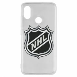 Чехол для Xiaomi Mi8 National Hockey League - FatLine