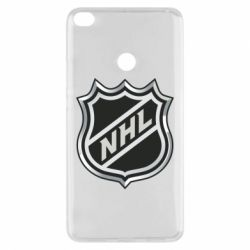 Чехол для Xiaomi Mi Max 2 National Hockey League - FatLine