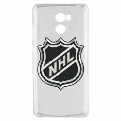 Чехол для Xiaomi Redmi 4 National Hockey League - FatLine