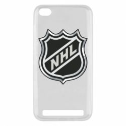 Чехол для Xiaomi Redmi 5a National Hockey League - FatLine