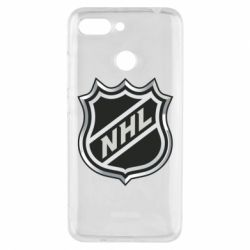 Чехол для Xiaomi Redmi 6 National Hockey League - FatLine
