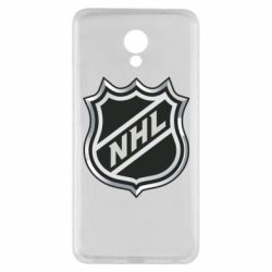 Чехол для Meizu M5 Note National Hockey League - FatLine