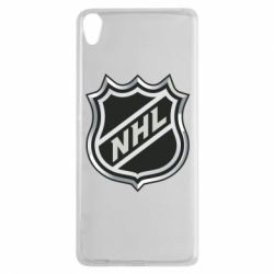 Чехол для Sony Xperia XA National Hockey League - FatLine