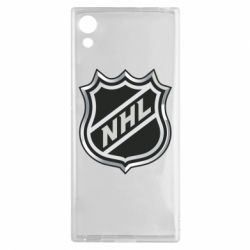 Чехол для Sony Xperia XA1 National Hockey League - FatLine