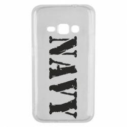 Чохол для Samsung J1 2016 NAVY
