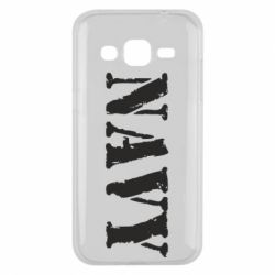Чохол для Samsung J2 2015 NAVY