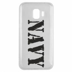 Чохол для Samsung J2 2018 NAVY