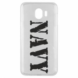 Чохол для Samsung J4 NAVY