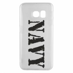 Чохол для Samsung S6 EDGE NAVY