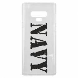 Чохол для Samsung Note 9 NAVY