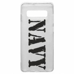 Чохол для Samsung S10+ NAVY