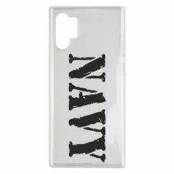 Чохол для Samsung Note 10 Plus NAVY