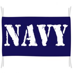 Прапор NAVY