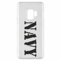 Чохол для Samsung S9 NAVY