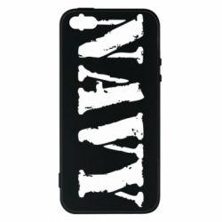 Чохол для iphone 5/5S/SE NAVY