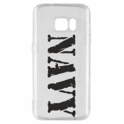 Чохол для Samsung S7 NAVY