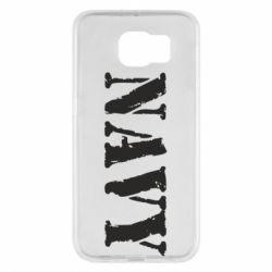 Чохол для Samsung S6 NAVY