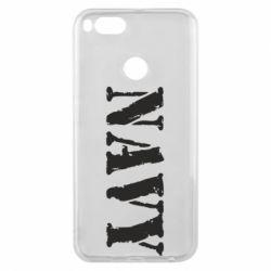 Чохол для Xiaomi Mi A1 NAVY