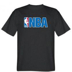 Мужская футболка NBA Logo - FatLine