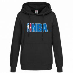 Женская толстовка NBA Logo