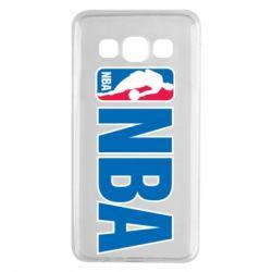 Чехол для Samsung A3 2015 NBA Logo