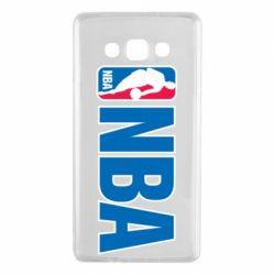Чехол для Samsung A7 2015 NBA Logo