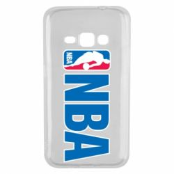 Чехол для Samsung J1 2016 NBA Logo