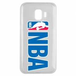 Чехол для Samsung J2 2018 NBA Logo