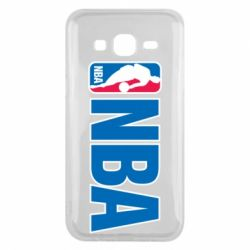 Чехол для Samsung J5 2015 NBA Logo