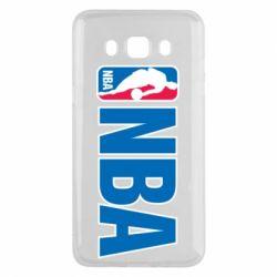 Чехол для Samsung J5 2016 NBA Logo