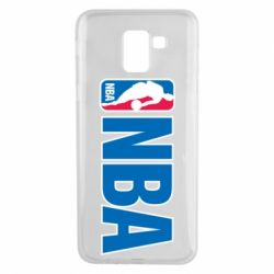 Чехол для Samsung J6 NBA Logo
