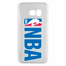 Чехол для Samsung S6 EDGE NBA Logo