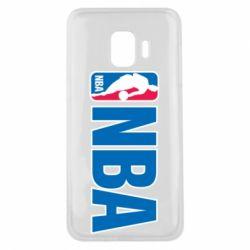 Чехол для Samsung J2 Core NBA Logo