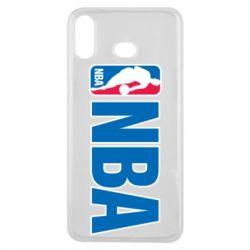 Чехол для Samsung A6s NBA Logo