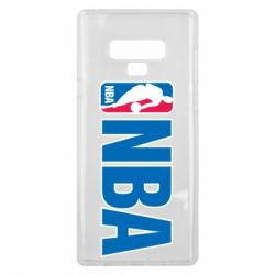 Чехол для Samsung Note 9 NBA Logo