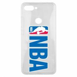 Чохол для Xiaomi Mi8 Lite NBA Logo