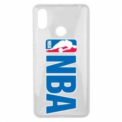 Чохол для Xiaomi Mi Max 3 NBA Logo