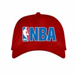 Детская кепка NBA Logo