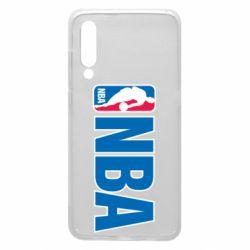Чохол для Xiaomi Mi9 NBA Logo