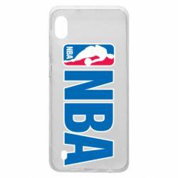 Чехол для Samsung A10 NBA Logo